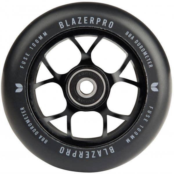 Blazer Pro Fuse 100mm Scooter Wheel - Black