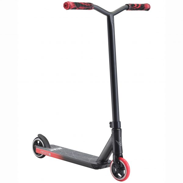 Blunt Envy ONE S3 Stunt Scooter - Black/Red