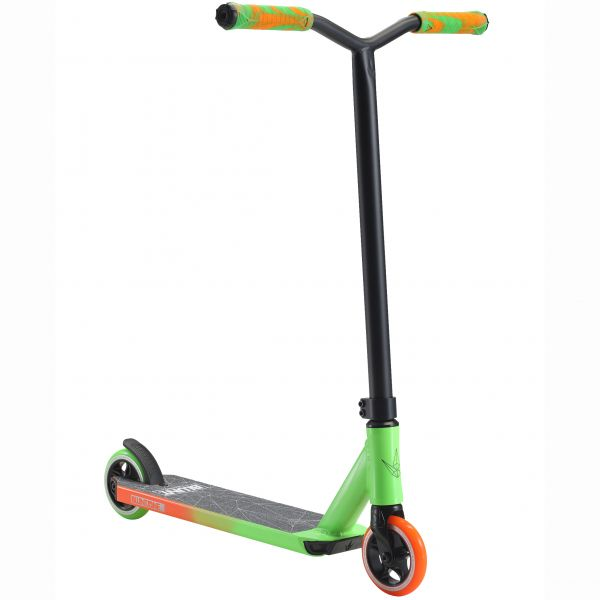 Blunt Envy ONE S3 Stunt Scooter - Green/Orange