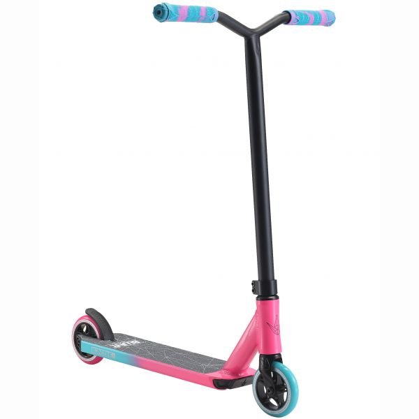Blunt Envy ONE S3 Stunt Scooter - Hot Pink/Teal