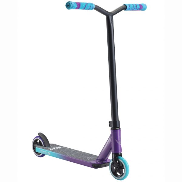Blunt Envy ONE S3 Stunt Scooter - Purple/Teal