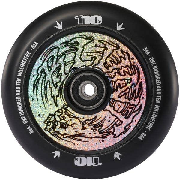 Blunt Envy 110mm Hollow Hologram Scooter Wheel - Hand