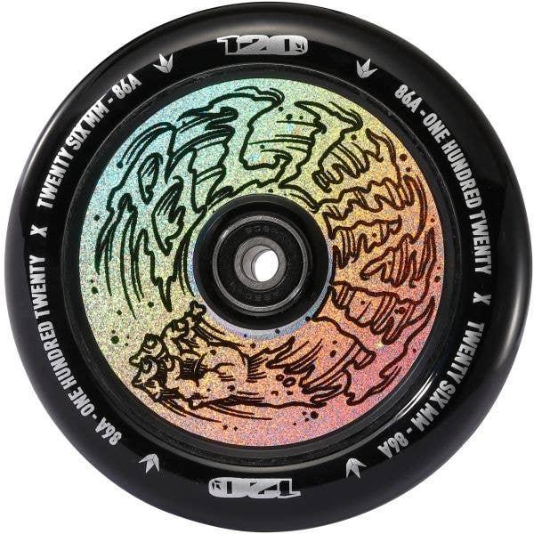 Blunt Envy 120mm Hollow Hologram Scooter Wheel - Hand