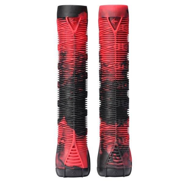 Blunt Envy V2 Scooter Grips - Red/Black