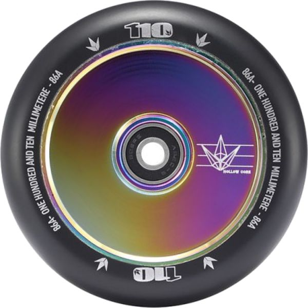 Blunt Envy Hollow Core Scooter Wheel 110mm - Neochrome