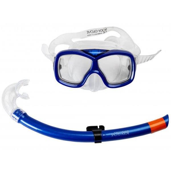 Body Glove Portsea Snorkel Set - Blue (Adult)
