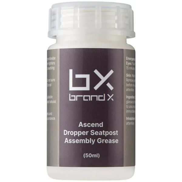 Brand-X Ascend Dropper Assembly Grease Bike Lubricant (50ml)