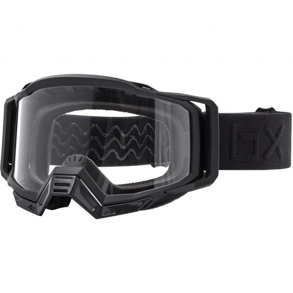 Brand-X G-1 Outrigger Goggles - Black