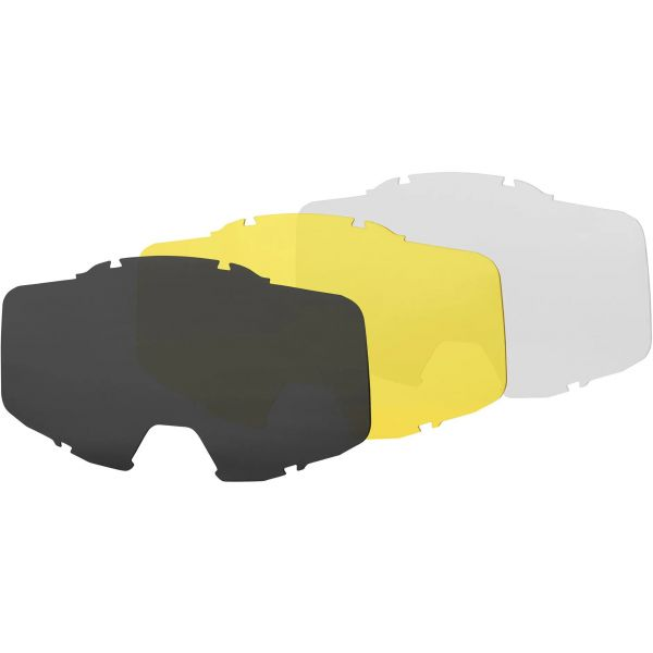 Brand-X G-1 Outrigger Goggles Lens Pack - Multi