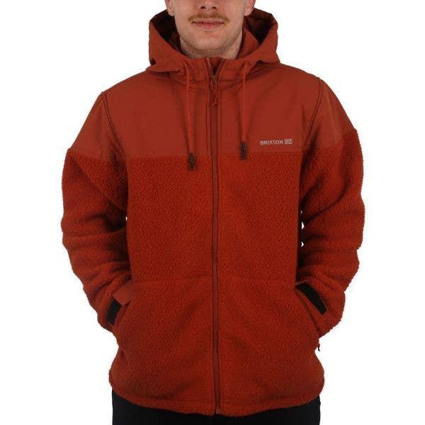 Brixton Olympus All-Terrain Jacket - Picante