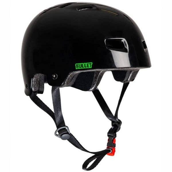 Bullet x Slime Balls Slime Logo Helmet - Black
