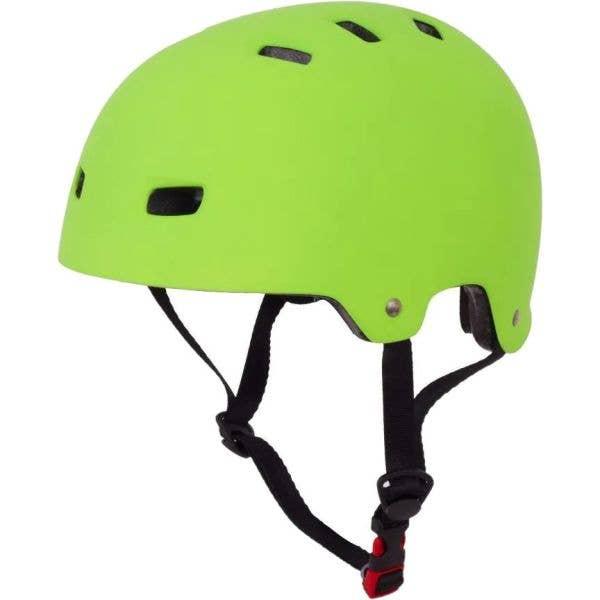 Bullet Skate Helmet - Matte Green