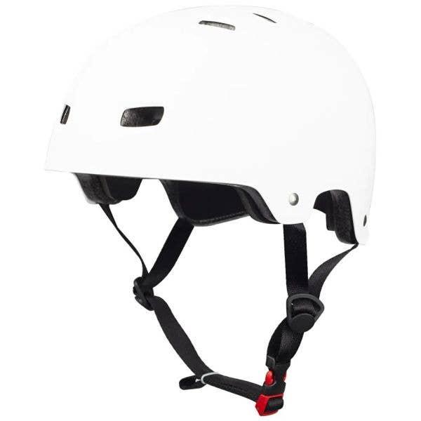 Bullet Deluxe Helmet - Matt White
