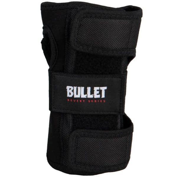Bullet Revert Wrist Pads - Black