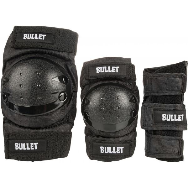 Bullet Combo Standard Padset Junior - Black