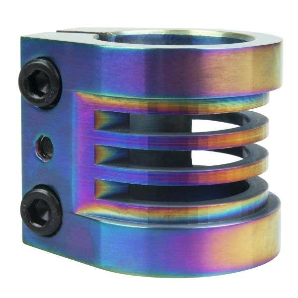 Chilli Pro IHC 3 Bolt V2 Scooter Clamp - Rainbow