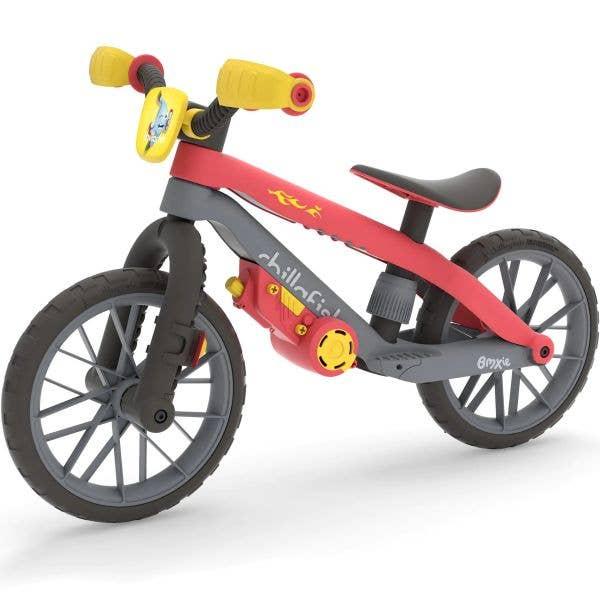 Chillafish BMXie Moto Balance Bike - Red