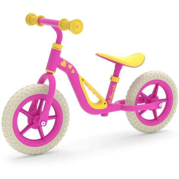 Chillafish Charlie Balance Bike - Pink