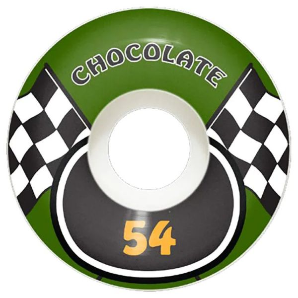Chocolate Hecox Staple Skateboard Wheels - 54mm
