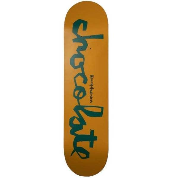 Chocolate OG Chunk Skateboard Deck - Anderson 8''