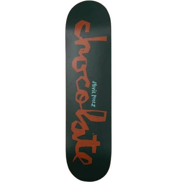 Chocolate OG Chunk Skateboard Deck - Perez 8.375''