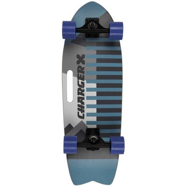 Charger-X Pro Surf Complete Cruiser Skateboard - Alpine 31''