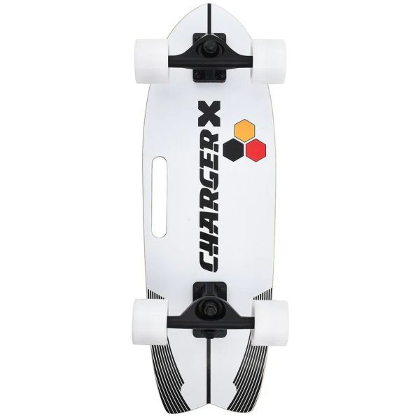 Charger-X Pro Surf Complete Cruiser Skateboard - Kelly 31''
