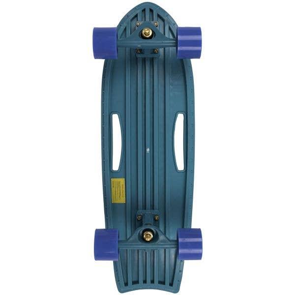Charger-X Surf Complete Cruiser Skateboard - Teal 28''