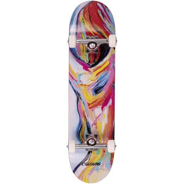 Colours Collectiv A: Paul Hart Aja OG Complete Skateboard - 7.76''