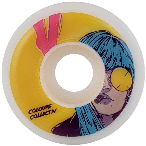 Colours Collectiv Diber Kato Skateboard Wheels - 53mm