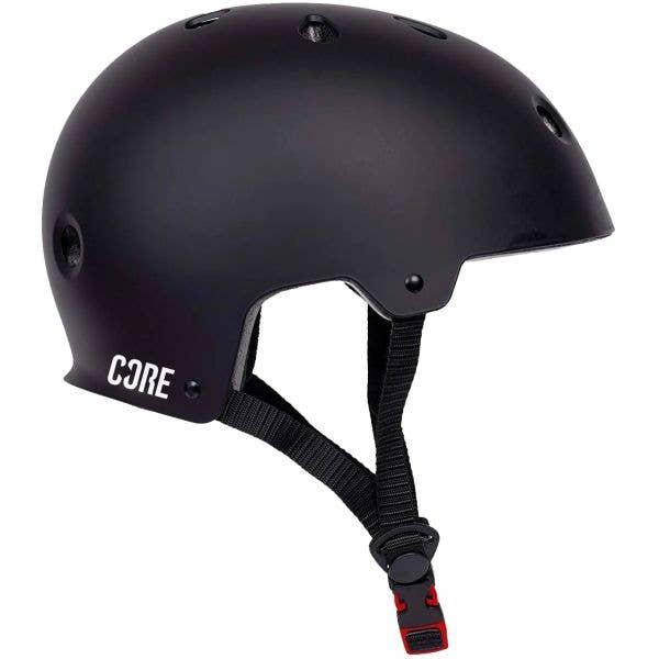 Core Basic Helmet - Black/Black