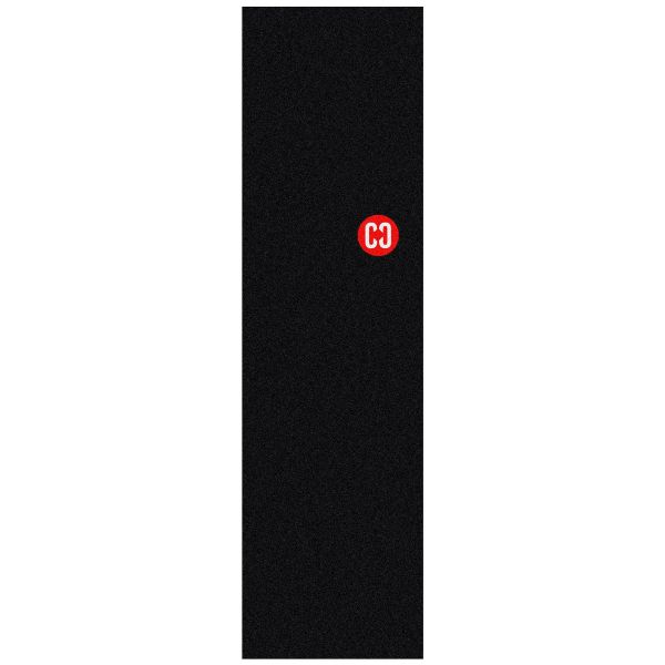 CORE Skateboard Grip Tape - Red Stamp