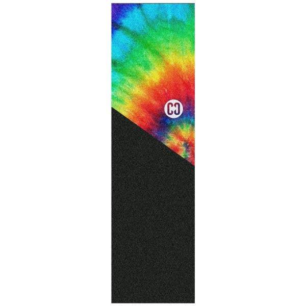 CORE Skateboard Grip Tape - Split Tie Dye