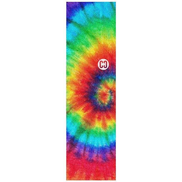 CORE Skateboard Grip Tape - Tie Dye