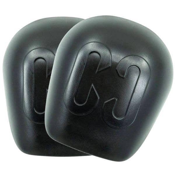 CORE Pro Park Replacement Knee Caps - Black