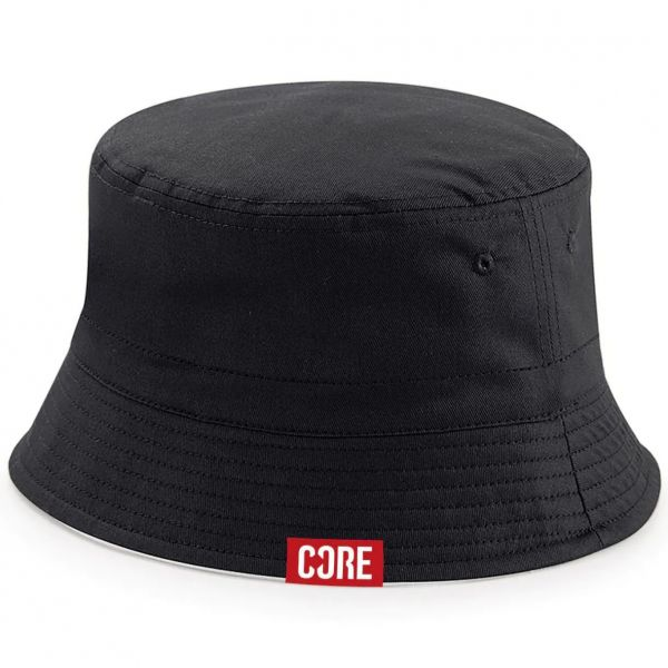 CORE Bucket Hat - Black, Large