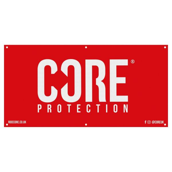 CORE Event Banner - Red