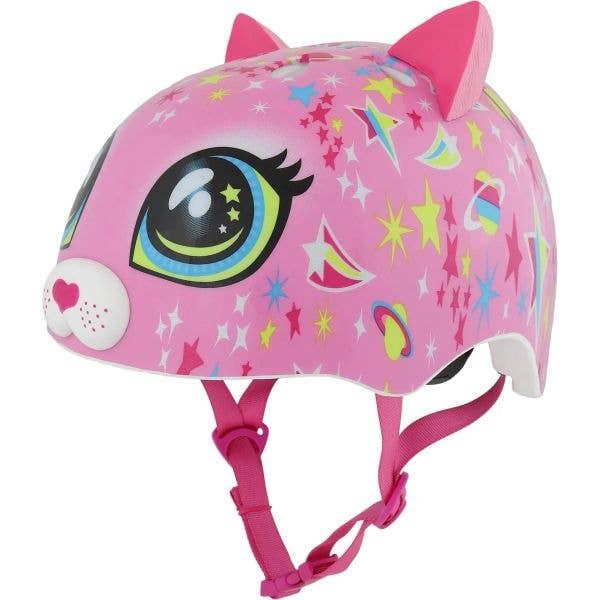 C-Preme Raskullz Astro Cat Helmet - Pink