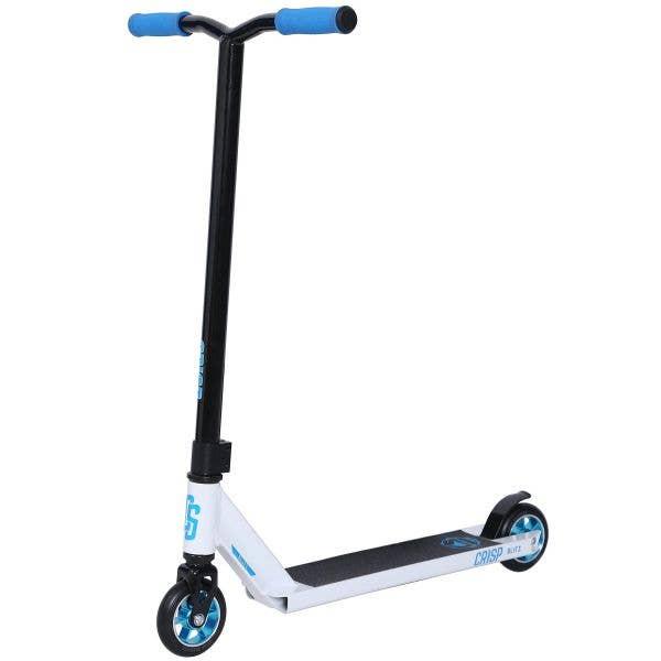 Crisp Blitz Stunt Scooter - Blue/White