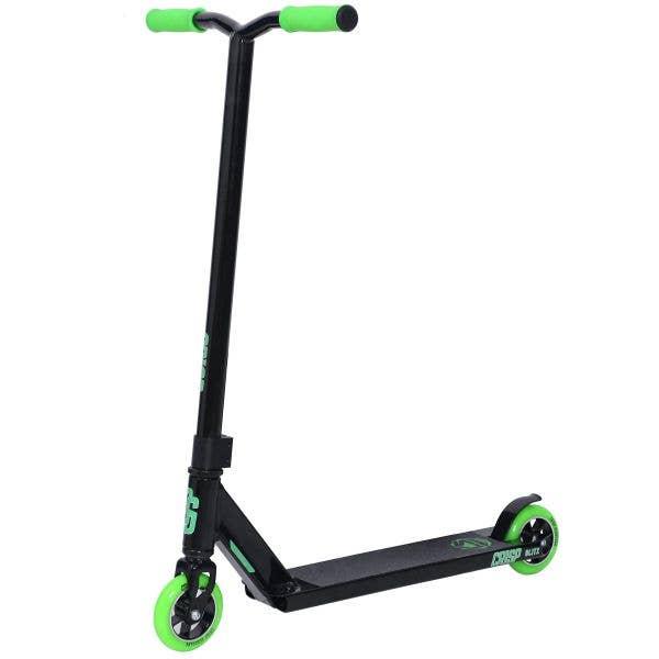 Crisp Blitz Stunt Scooter - Green/Black