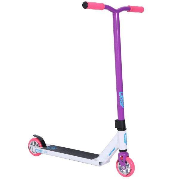 Crisp Blitz Stunt Scooter - Purple/White