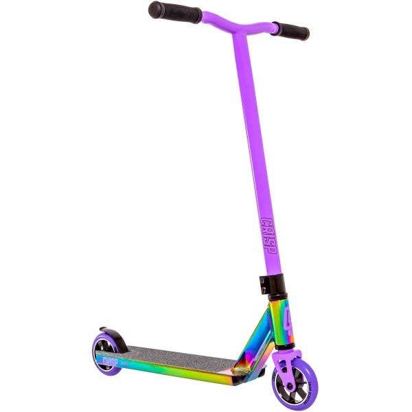 Crisp 2020 Surge Stunt Scooter - Colour Chrome/Purple