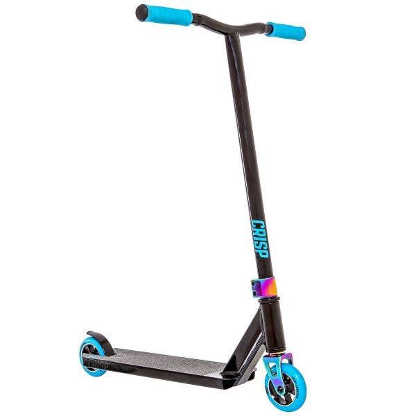 Crisp 2020 Switch Stunt Scooter - Black/Blue