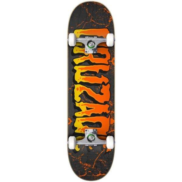 Cruzade Dark Label Complete Skateboard - 8''