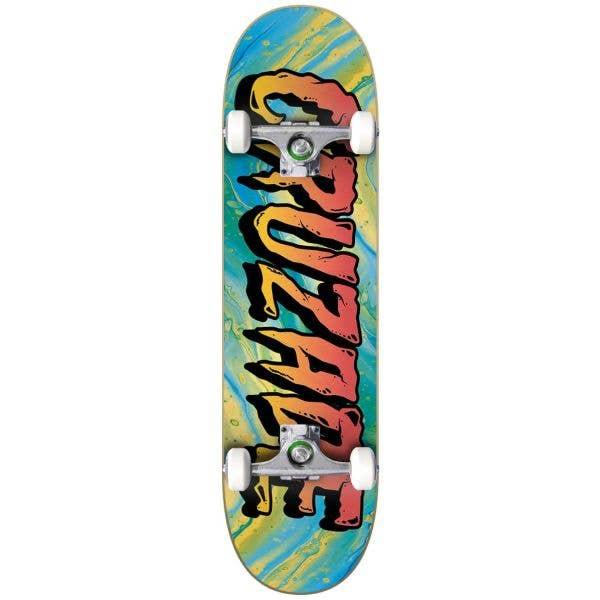 Cruzade LSD Complete Skateboard - 8.25''