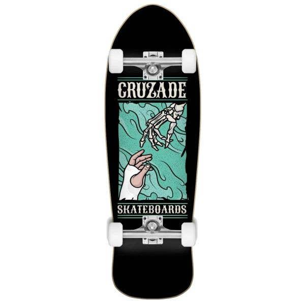 "Cruzade Origin Complete Skateboard - 9.75"""