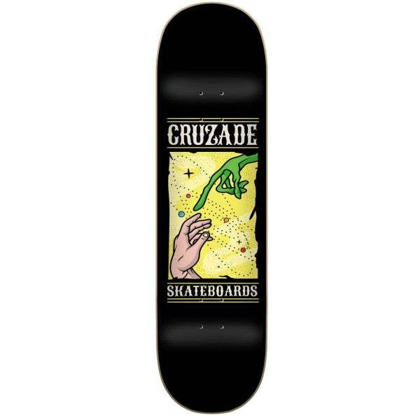 Cruzade Origin Skateboard Deck - 8.875''