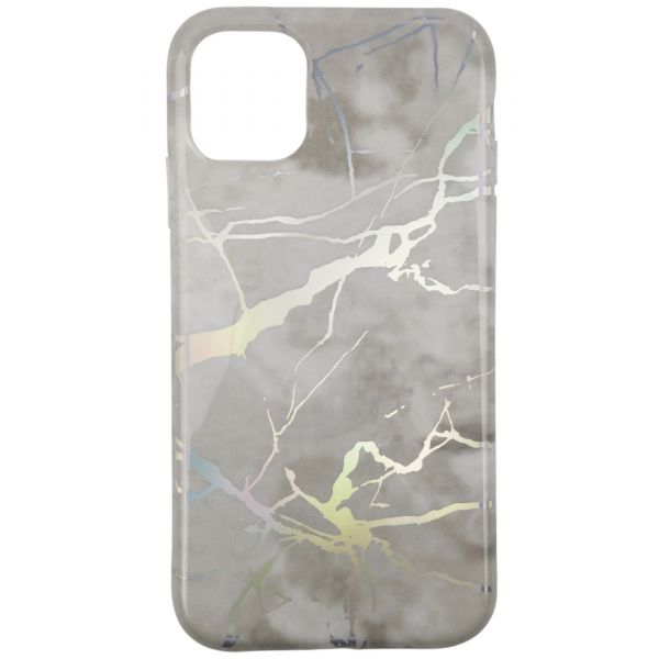 C@SE Flexi Plus iPhone 11 Case - White Marble