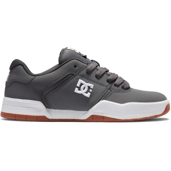 DC Central Skate Shoes - Grey/White