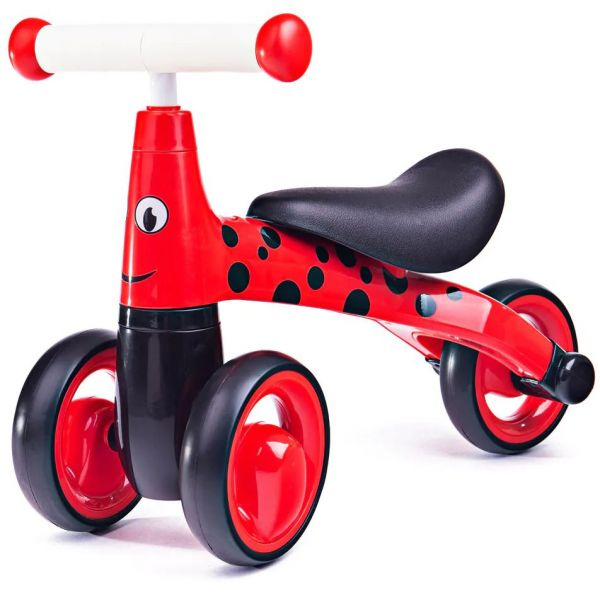 Didicar Diditrike Trike - Ladybird
